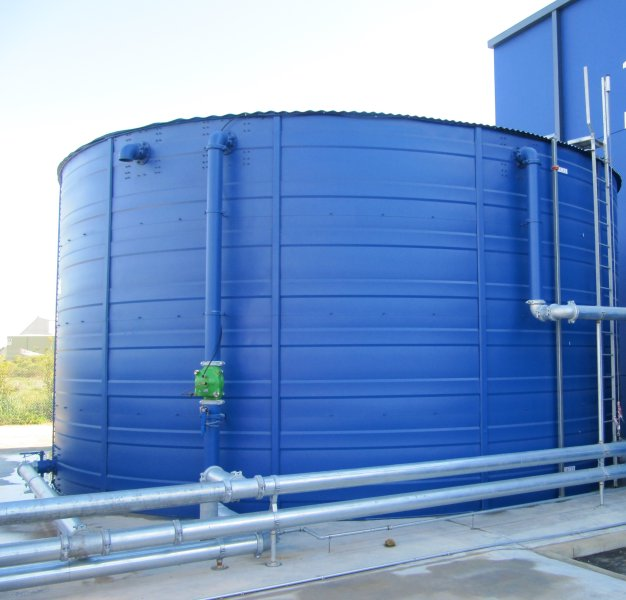 Water tanks for Rainwater haervesting