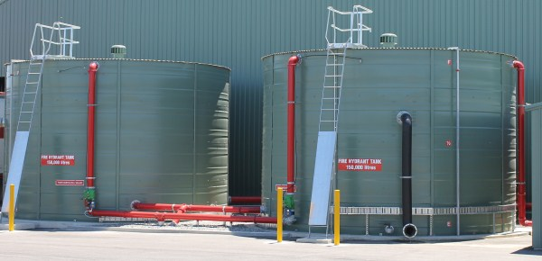 Gallery Of Our Past Water Storage Tanks