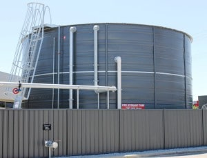 Commercial Water Storage Systems in Africa