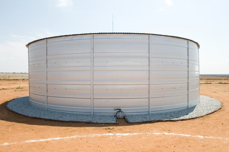 Water Tanks Botswana | Water Reservoirs Botswana - Rainbow ...