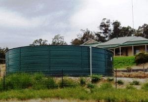 Water Storage Tanks - Rainbow Reservoirs