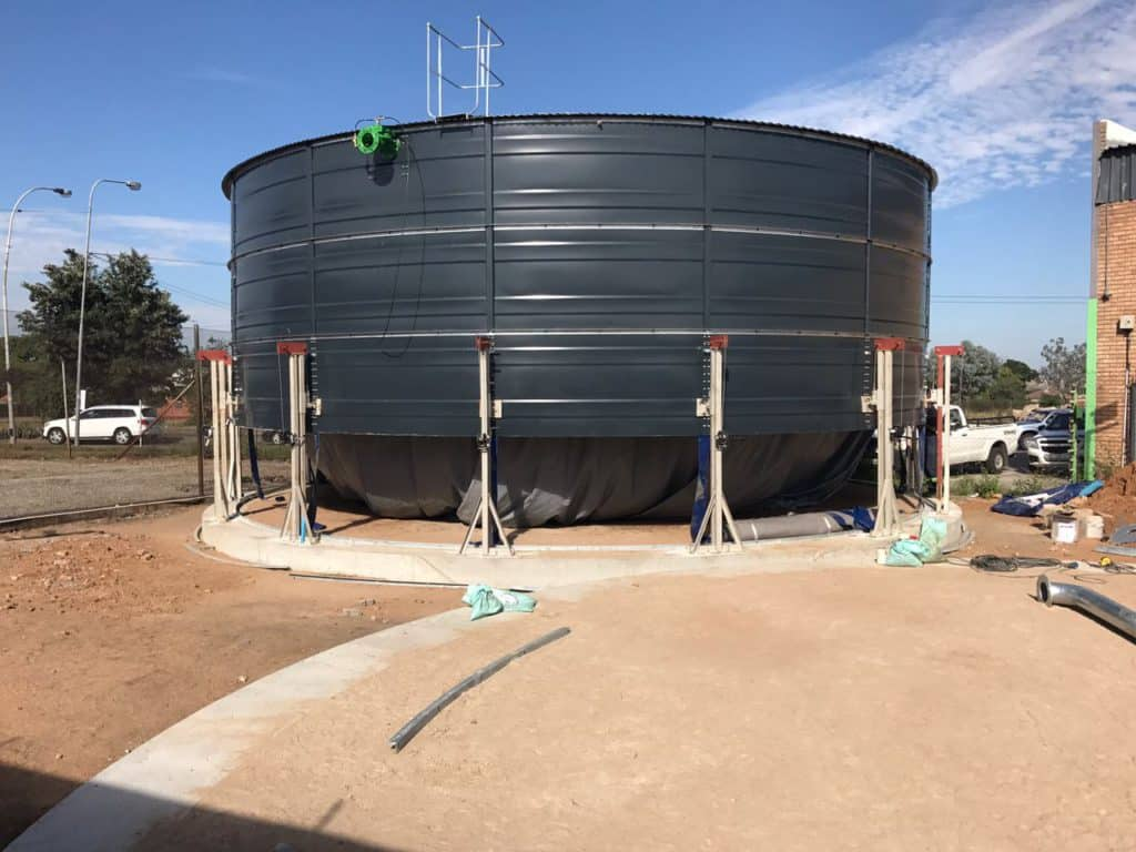 Industrial Water Tank – Rainbow Tank