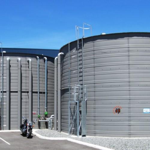 Water tanks Ivory Coast
