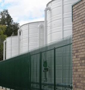 Rainbow Tanks Commercial Water Storage Systems in Africa