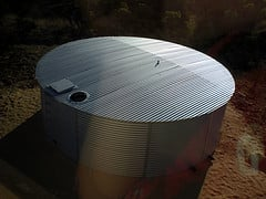 Different size Water tanks from Rainbow Tanks