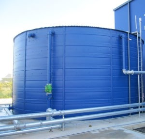 Water tanks by Rainbow Reservoirs