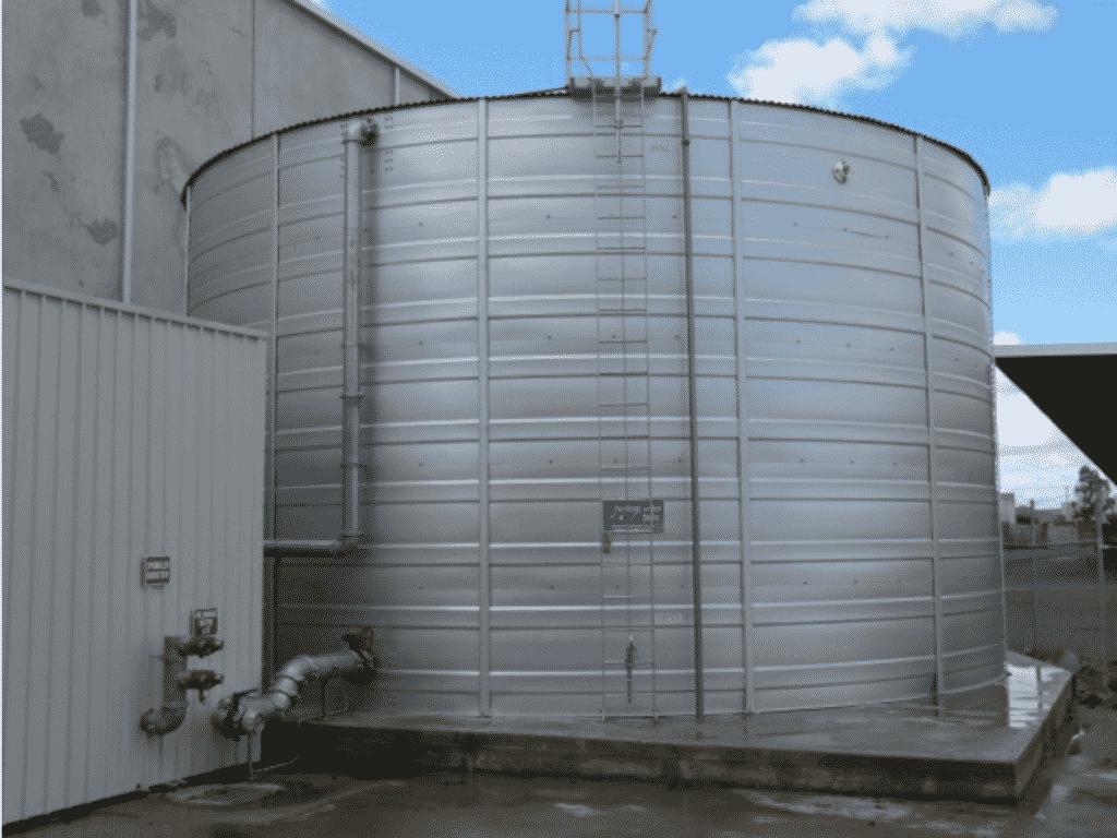 Modular Steel Water Tank