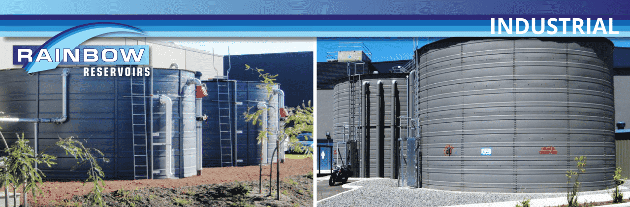 industrial water storage solutions