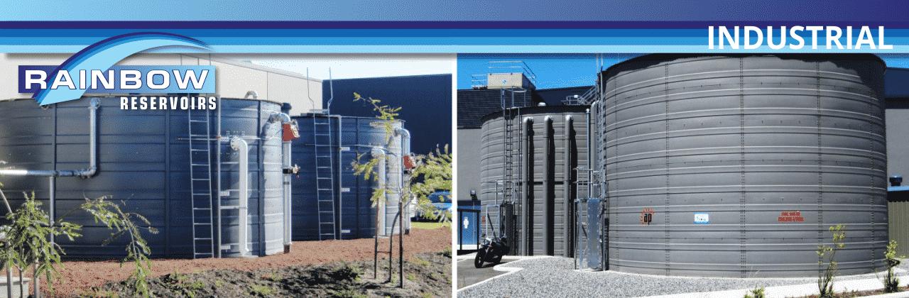 industrial water storage solutions