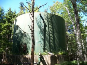Water tanks are ideal for businesses, private homes and farms