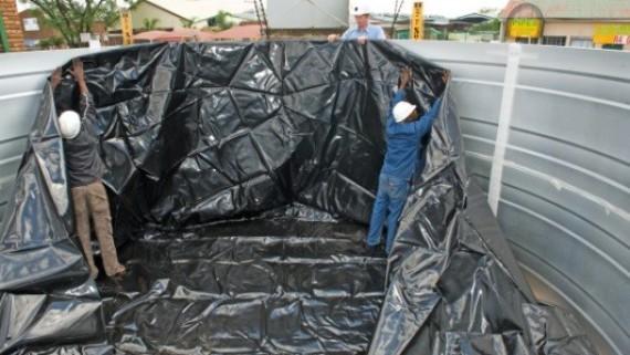bulk water tank storages