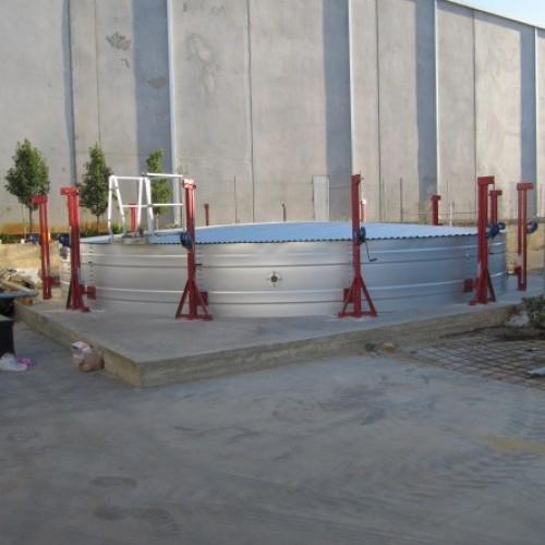 Water tanks Botswana