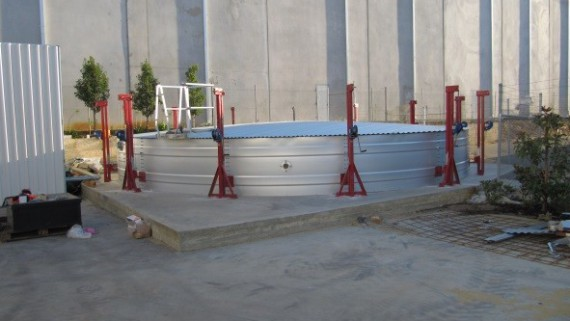 bulk water storage solutions