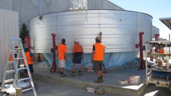bulk water storage solutions