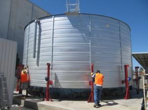 water reservoir supplier South Africa