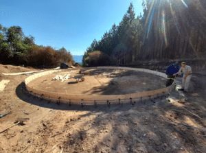 Water Tanks for Forestry